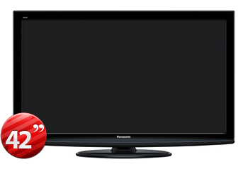 "Panasonic TH-L42U20s Full HD 42"" Multi-System LCD TV"