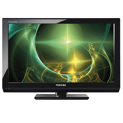 "Toshiba 24HV10 24"" Multi-System World Wide Global LCD TV"