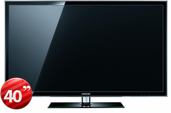 "Samsung UA-40D5003 40"" Multi System LED TV"