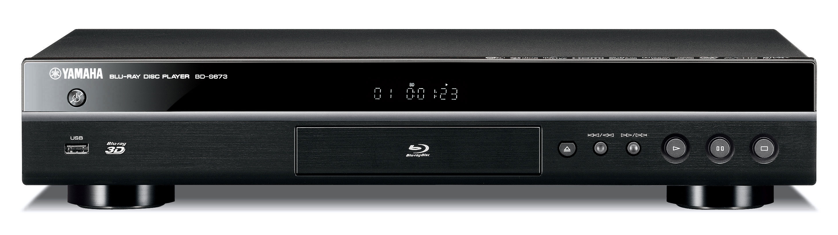 Yamaha BD-S673 Region Free Blu Ray Player