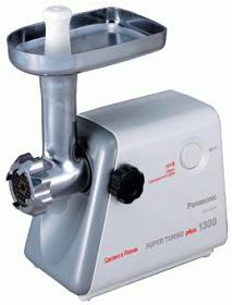 MK-G1300 Panasonic 220-240 Volt Meat Grinder
