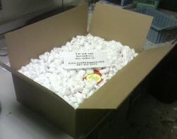 packaging materials!