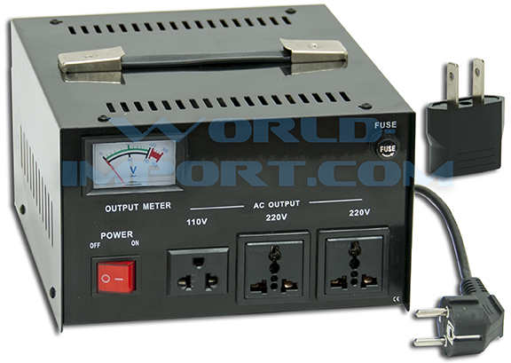 Step UP and Step Down 2 Way Regulator/Transformer (Type D)
