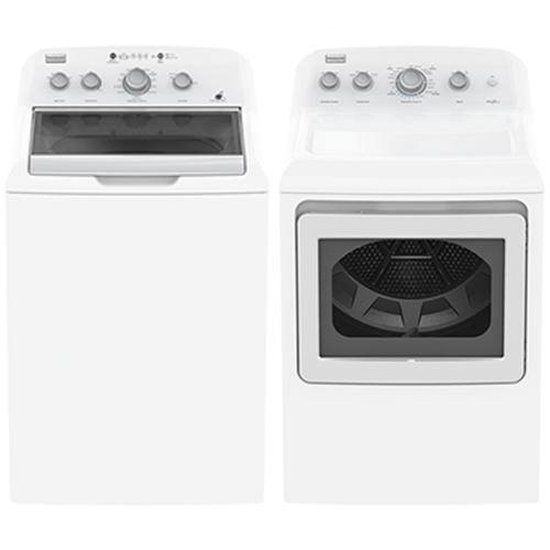 Frigidaire Electrolux XLV34GGTWB & XKR72GwTWB 220-240 Volt 50 Hz Washer and Dryer Set