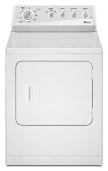 Maytag 220-240 Volt 50 Hertz Gas Dryer 3FMGD4905TW