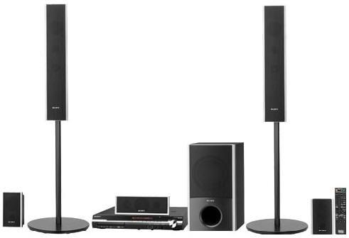 c100b8ecb92 Sony DAV-DZ570W Region Free Home theatre System DAV-570W DAVDZ570 ...