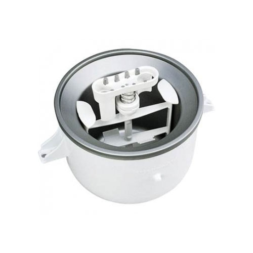 KitchenAid 5KICA0WH Ice Cream Maker