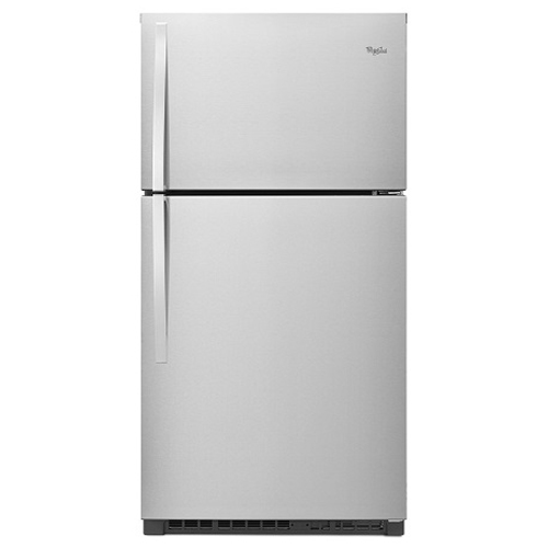 Whirlpool 5WT511SFEG 220-240 Volt Stainless Steel Refrigerator
