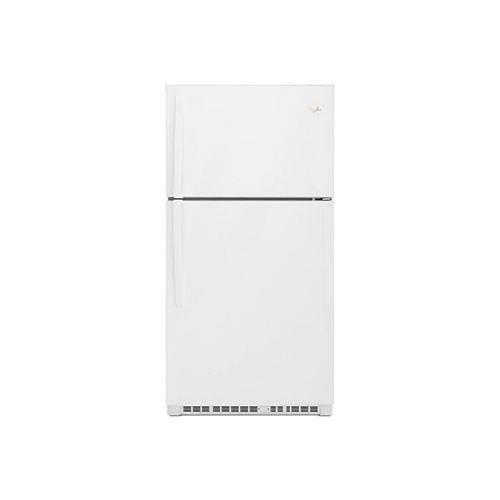 Whirlpool 5WT511SFEW 22.4 cu.ft Top Mount White Deluxe Refrigerator