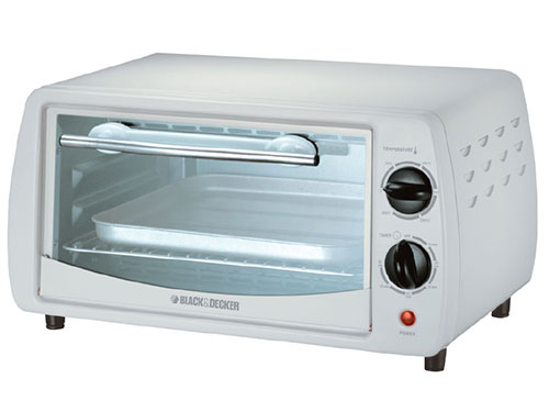 Black and Decker TRO1000 220 Volt 9 Liter Toaster Oven