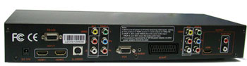 Com World CMD-HDX90 Professional Pal to NTSC Video Converter