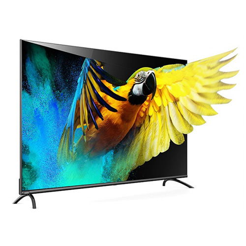 """CHIQ H9-75PD1UD - 75"""" Multi System Ultra High Definition 4K LED TV -  110-240 Volt 50/60 Hz"""