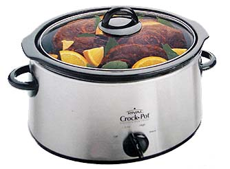 Crock-Pot 37401 220-240 Volt 50 Hz Slow Cooker