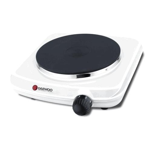 Daewoo DI-9302 220 240 Volt 50 Hz Single Electric Hot Plate