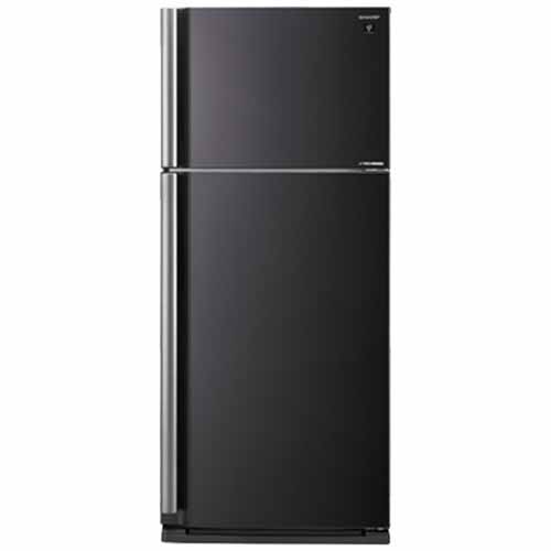 Sharp SJ-SE75D 220-240 Volt 50 Hz 2 Door 692 Ltr or 24 Cu Ft Refrigerator