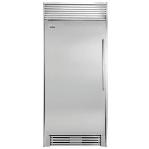 FRIGIDAIRE MUFD19V9QS 220 Volt 240 Volt Upright Freezer