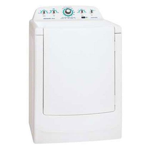 Frigidaire FDE34ZEMW 220 Volt 240 Volt 50 Hz 10.1 kg 7 Cu Feet White Top Load Washer