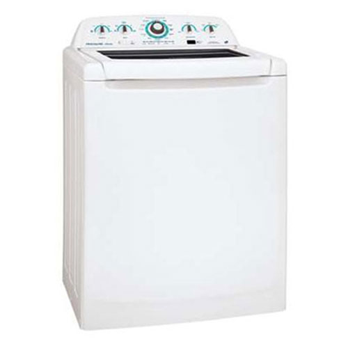 Frigidaire FHE35BZEMW 220 Volt 240 Volt 50 Hz 10.1 kg Capacity White Top Load Washer