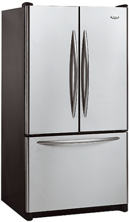 Whirlpool 220-240 Volt 50 Hertz French Door Refrigerator G20EFSB23