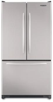 Whirlpool 220-240 Volt 50 Hertz French Door Refrigerator G25EFSB23