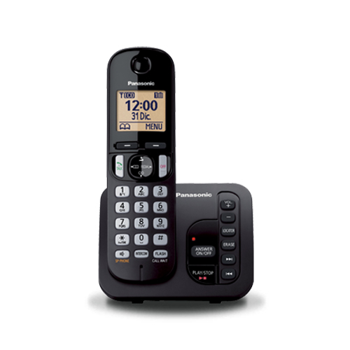 Panasonic KX-TG220C Single Handset Digital Cordless Phone