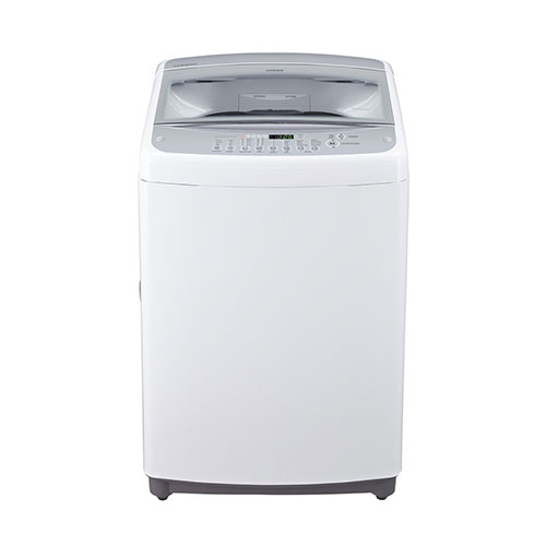 LG TF1666EFT 16 Kg Top Load White Washing Machine - 220-240 Volt 50 Hz