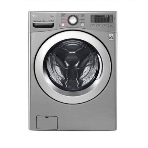 LG WDK2102TRHC 220-240 Volt 50 Hz - 18 Kg - 1100 RPM Front Loading Washer Dryer Combo