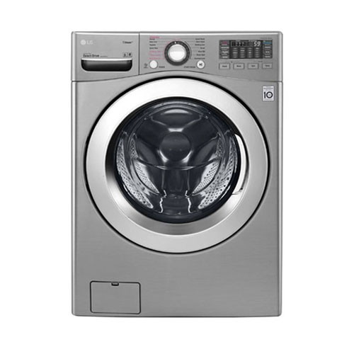 LG WDK2105TPHC 220-240 Volt 50 Hz - 16 Kg - 1100 RPM Front Loading Washer Dryer Combo