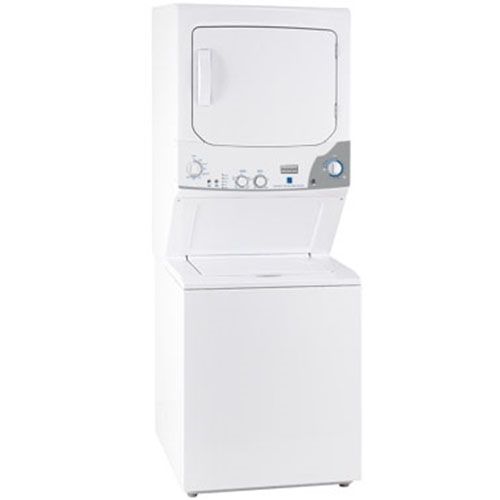 Frigidaire Electrolux MKTG15GNAWB 220-240 Volt White Color Laundry Center