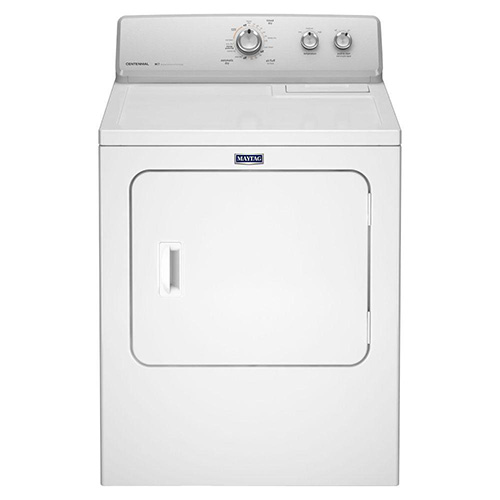Maytag MEDC415FW 7.00 Cu Ft Large Opening Electric Dryer