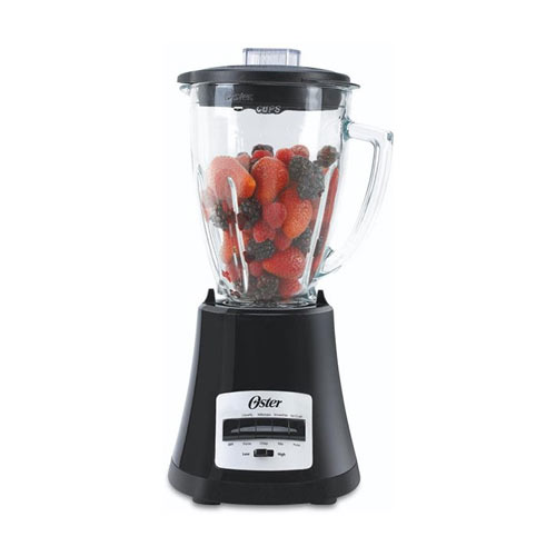 Oster BLSTMG-B 8 Speed Glass Jar 220 Volt 240 Volt 50 Hz 6 Cup Blender