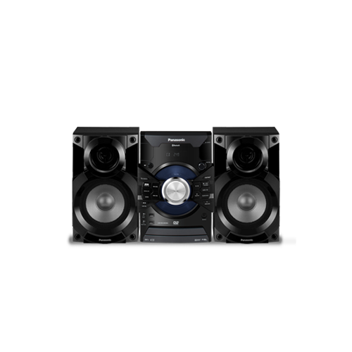 Panasonic VKX-25 Dual Voltage Mini system - 220240 Volt 50/60 Hz