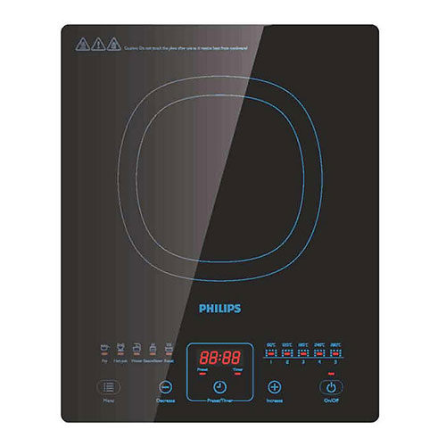 Philip HD4911 220 Volt 230 Volt 240 Volt 50 Hz Induction Cooker