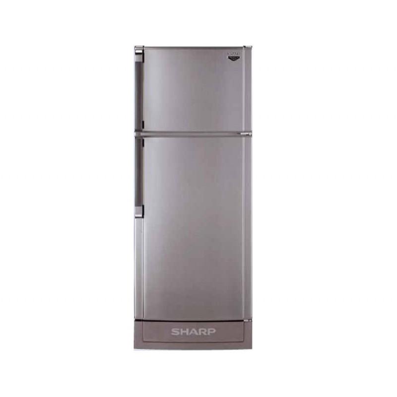 Sharp Sj S172k Sl 2 Door 220 240 Volt 50 Hz Refrigerator