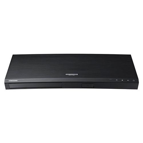 SAMSUNG UBD-M8500 Region Free DVD & BD ZONE ABC Blu-Ray Disc 4K Ultra HD Player  - 110-240 Volt 50/60 Hz - World Wide Use