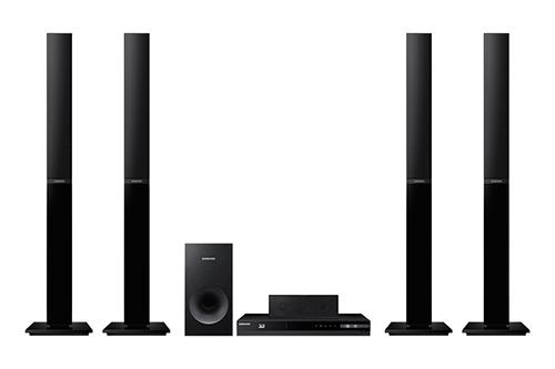 Samsung HT-H4550K Region Free DVD and Region B Blu Ray Home Theater System