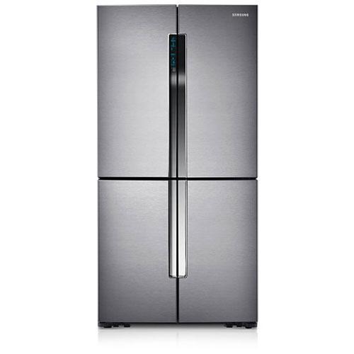 Samsung RF905QBLASL 28 Cu Ft. - 819 Liter 3 Door Recess Handle French Door Refrigerator -