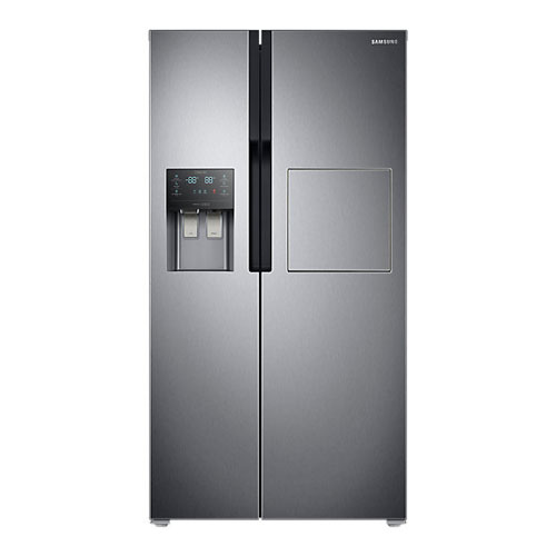 Samsung RS51K5680SL Side By Side Stainless Steel Refrigerator with Auto Water and Ice Dispenser