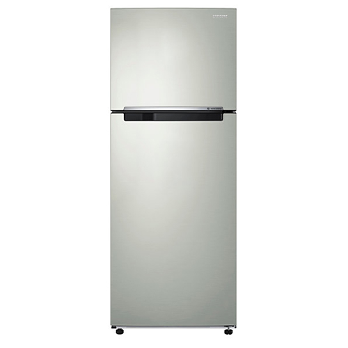 Samsung RT46H5000 Silver Color 460 Liter Top Mount Refrigerator - 220 Volt 50 Hz - To Use Outside North America.