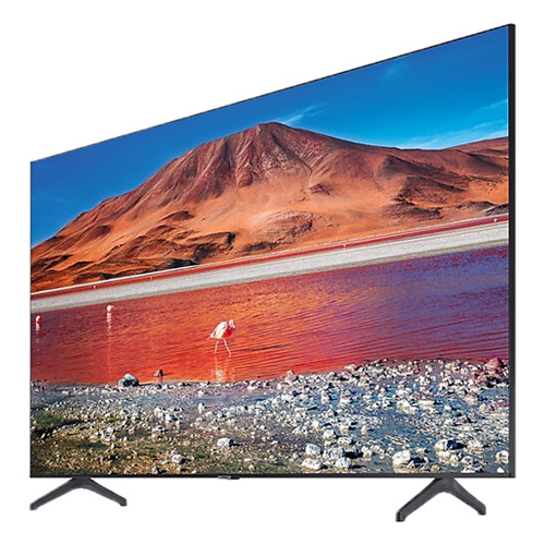 "Samsung UA-75TU7000 75""4K UHD SMART WIFI Multi System LED TV - 110-240 Volt 50/60 Hz"