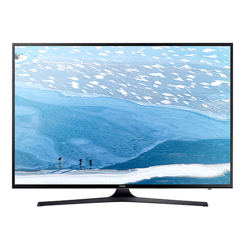 Samsung UA-55KU7000 Multi System LED SMART UDH 4K Flat Screen TV - Built in WiFi