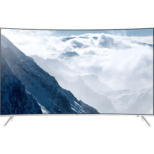 "Samsung UA-65KS8500 65"" 110-240 Volt 50/60 Hz Multi System 4K SUHD TV"