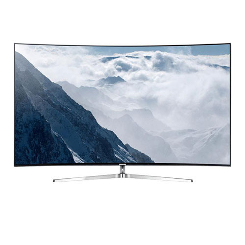 "Samsung UA-65KS9500  65"" 110-240 Volt 50/60 Hz Multi System 4K SUHD Curved TV"
