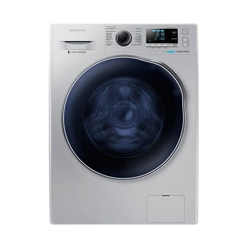 Samsung WD90J6410AS 220-240 Volt 50 Hz 9 Kg Washing / 6 Kg Drying Capacity Washer Dryer Combo