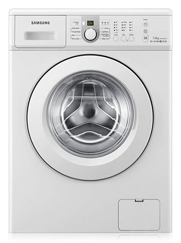 Samsung WF0700NCW 220-240 Volt  Front Load Washer