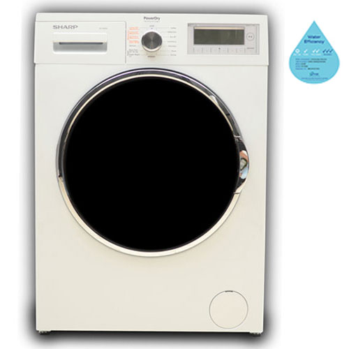 Sharp ES-VD900 220-240 VOLT 50 Hertz 2 in 1 washer/dryer combo