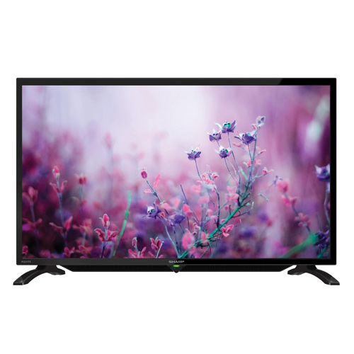 Sharp LC-32LE280X Multi System PAL NTSC SECAM  110-240 Volt 50/60 Hz LED TV with DVB-T Tuner