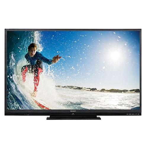 Sharp LC-60LE650ME 110-240 Volt 50/60 Hz Multi System LED TV