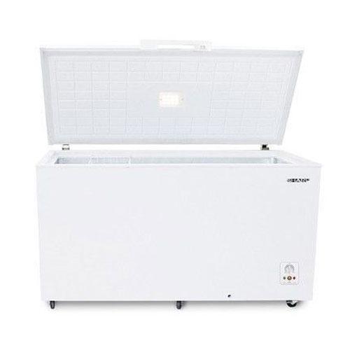 Sharp Scf K260 220 240 Volt 50 Hz Chest Freezer 9 Cu Feet 260