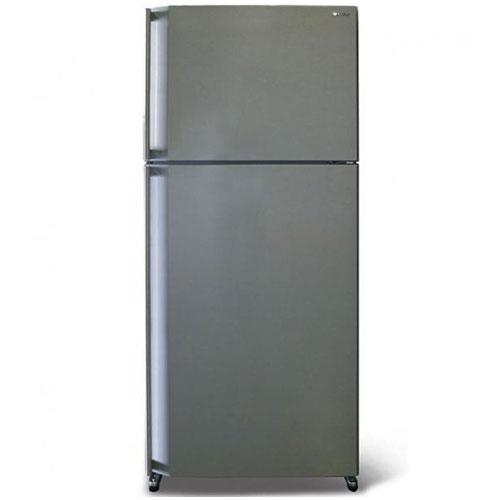 Sharp SJ-SC75V-SL 220 Volt 240 Volt 2 Door 627L Top Mount Refrigerator